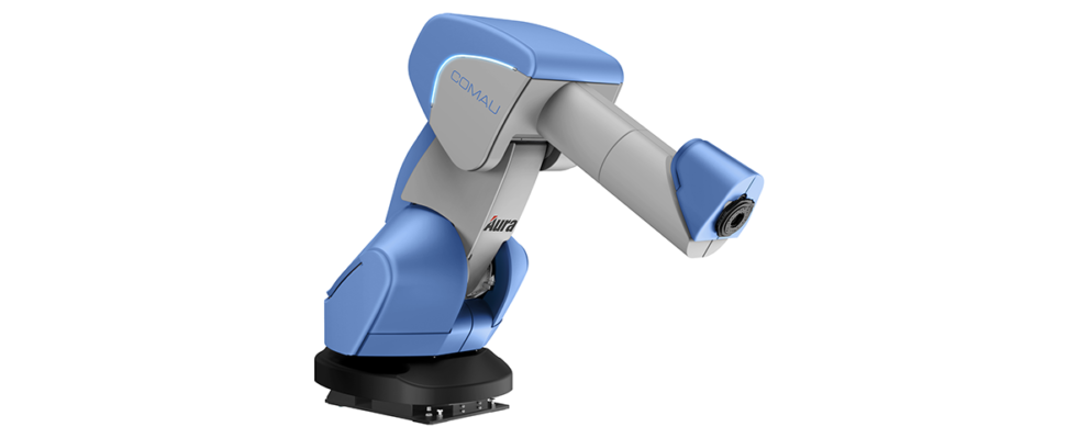 Aura robot Comau
