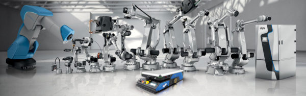 Roboty Comau